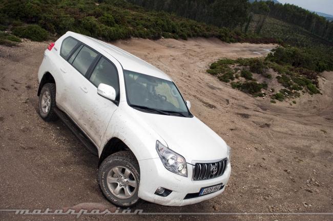 Aventura 4x4, Toyota Land Cruiser