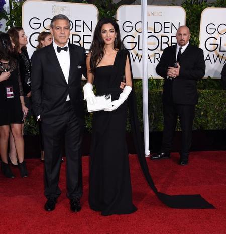 Globos de Oro 2015: Love is in the air... ¡Parejas y más parejas!