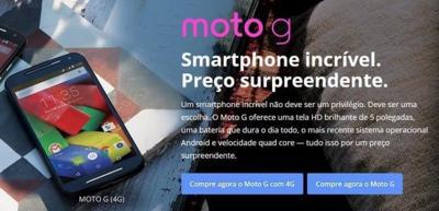 El Motorola Moto G 2014 con 4G ya es oficial, con Android Lollipop de fábrica