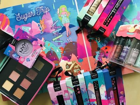 ¿Piruletas y chuches de maquillaje? La colección de Navidad más cuqui del año está en NYX Cosmetics
