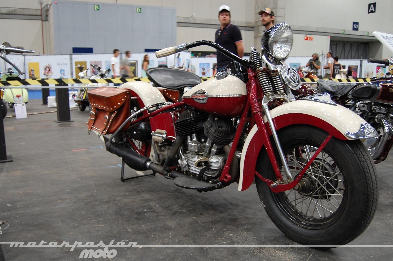 Foto de Mulafest 2014, exposición de motos clásicas (7/35)