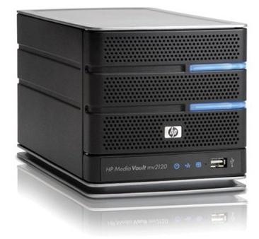 HP Media Vault mv2120