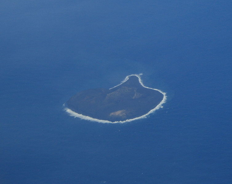 Esta es la isla más reciente que se ha formado y apenas tiene 50 años de vida