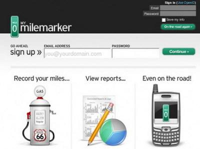 My Milemarker, sitio web que te permite controlar el consumo de tu coche