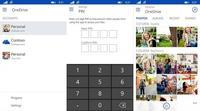 OneDrive para Windows Phone tendrá protección con código PIN, múltiple cuentas, y más en la próxima actualización