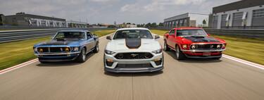 Ford Mustang llega a los 57 años, te dejamos 10 datos que debes saber del deportivo más vendido del mundo