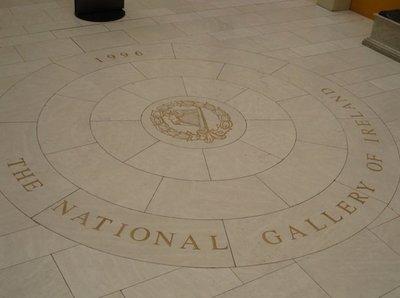 La National Gallery de Irlanda en Dublín