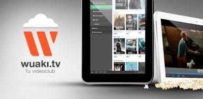 Wuaki.tv llega también a Android