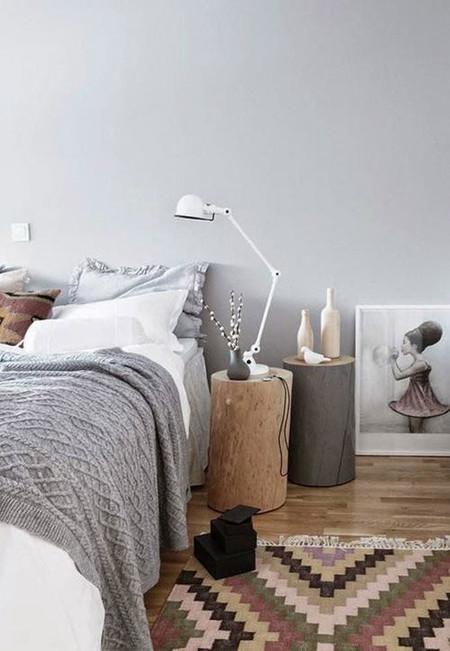7 ideas para crear un dormitorio en gris for Decoracion dormitorio gris
