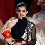 Emma Watson apuesta por no dividir los premios de interpretación entre hombres y mujeres