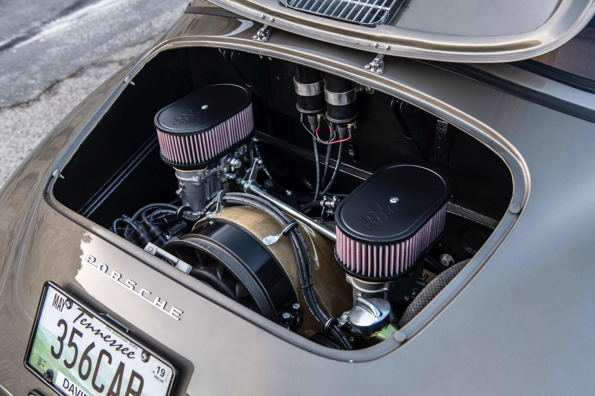 Foto de Emory Motorsports Porsche 356 restomod (26/46)