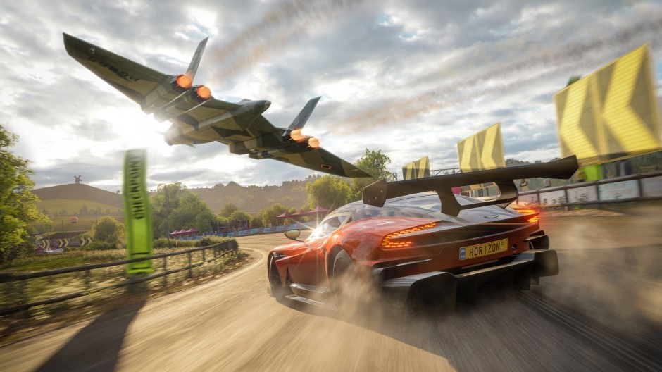 Forza Horizon cuatro entra en la recta final: ya puedas descargar la demo para Xbox™ One y PC con Windows™ 10