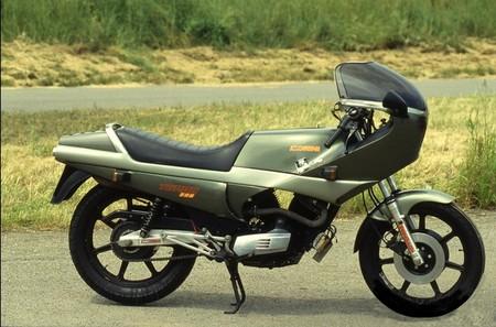 Moto Morini 500 Turbo, la rapaz sobrealimentada de los 80 que nunca llegó a volar