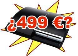 PlayStation 3 podría bajar de precio en España