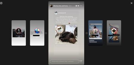 Instagram mejora sus funciones para escritorio: puedes ver las Stories sabiendo cuáles vienen después