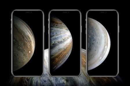 ¿Estás listo para conocer los iPhone XS? Descarga este fondo de pantalla creado con imágenes de la NASA