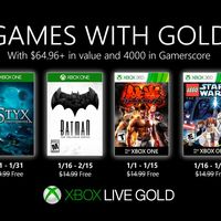 Styx: Shards of Darkness y Tekken 6 entre los juegos de Games With Gold de enero de 2020