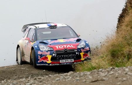 Rally de Gales 2012: Sébastien Loeb le gana la partida a Petter Solberg