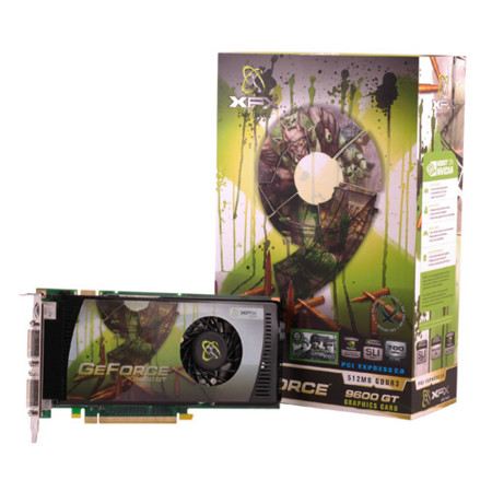 XFX NVidia 9600 GT