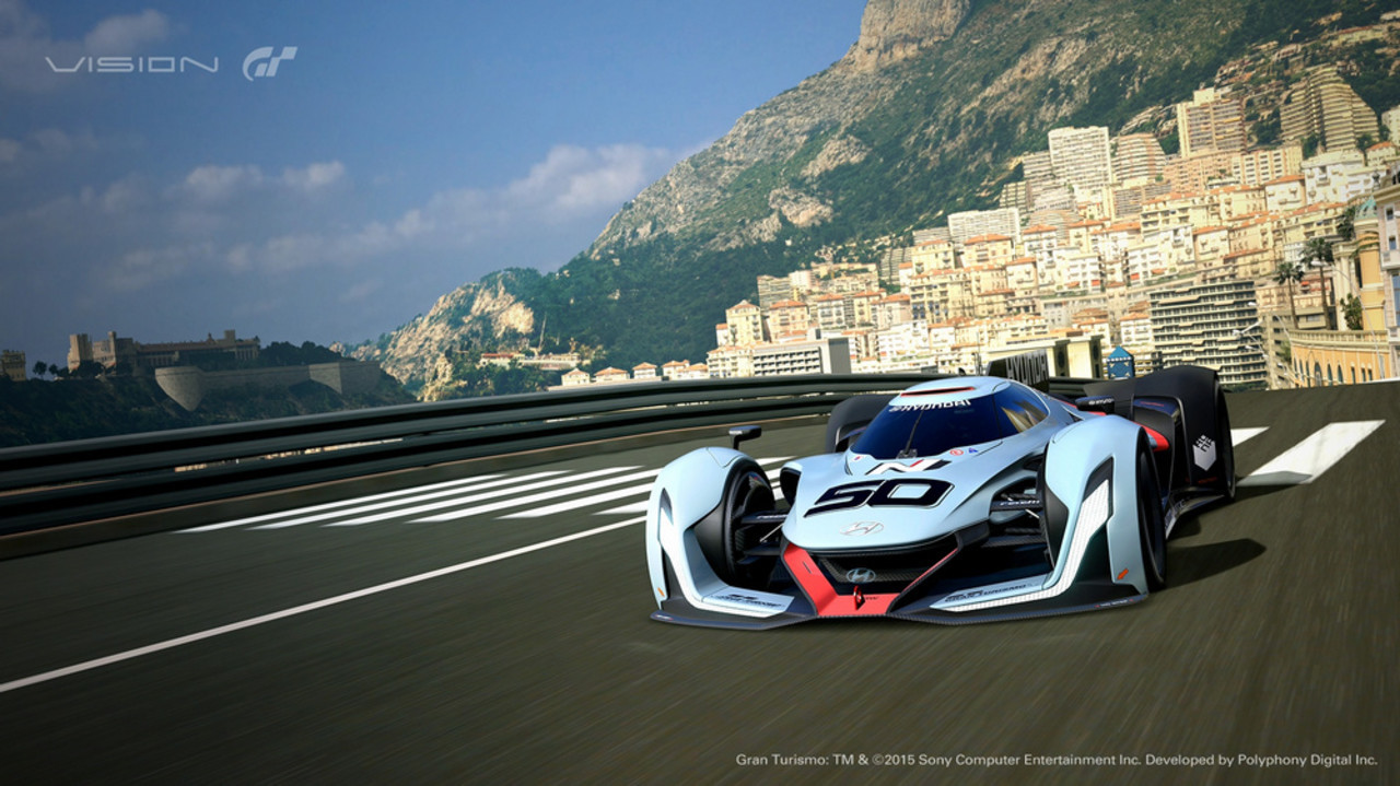 foto de hyundai n 2025 vision gran turismo 7 35. Black Bedroom Furniture Sets. Home Design Ideas