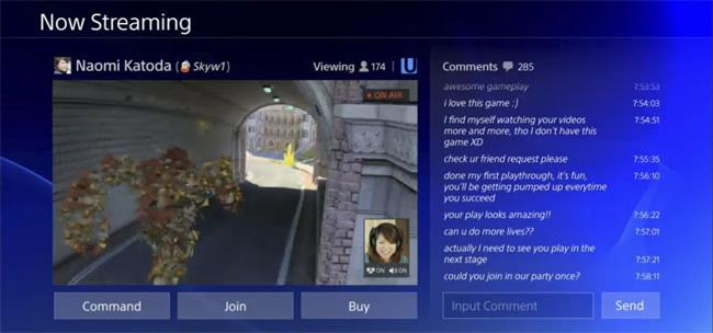 Gaikai PS4