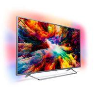 Ambilight, smart TV, 43 pulgadas y resolución 4K, todo con la Philips 43PUS7303/12, por sólo 499 euros en la Red Night de Mediamarkt