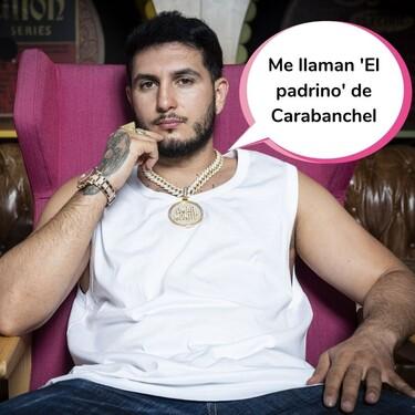 Omar Montes está 'alocao' con su nueva novia y este es el primer posado que se han marcado juntos