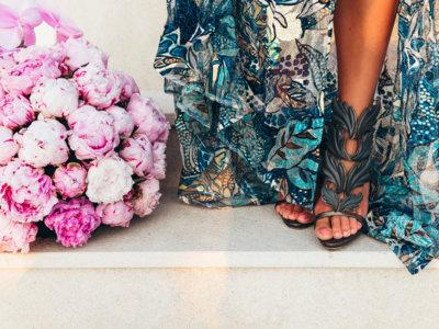 Zapatos de boda que se convertirán en los protagonistas del look