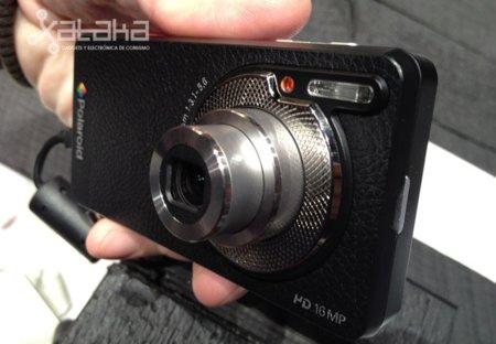 Polaroid SC1630, toma de contacto