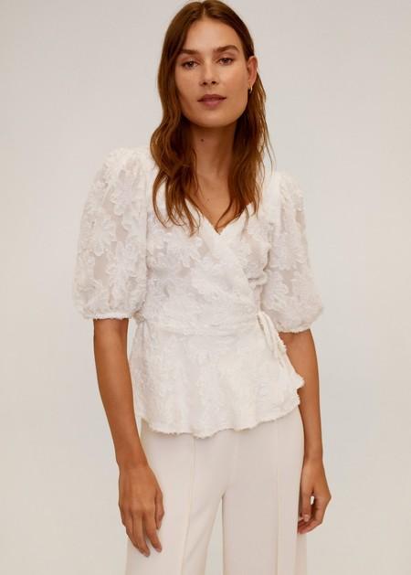 Blusas Blancas 2020 10