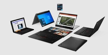 Estos son los equipos ThinkPad X1 de Lenovo en México, con procesadores Intel de 11va generación y actualización gratuita a Windows 11