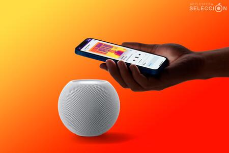 Vuelve el HomePod mini más barato a eBay por 89,99 euros: diseño compacto, sonido en 360º y centralita para HomeKit