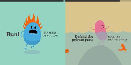 Minijuegos gratuitos para el iPhone - dumb ways to die