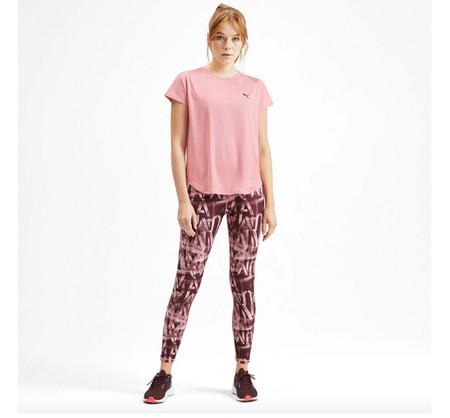 Camiseta Rosa Puma