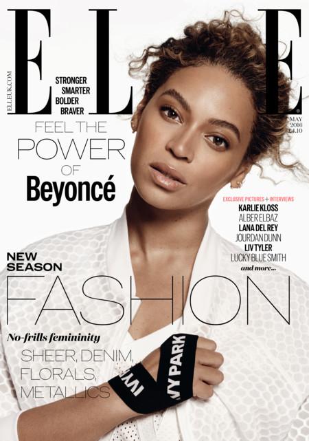 Elle UK: Beyoncé