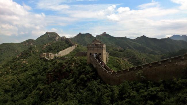 ¿Tienes algo de dinero suelto? La Gran Muralla China necesita nuestra ayuda
