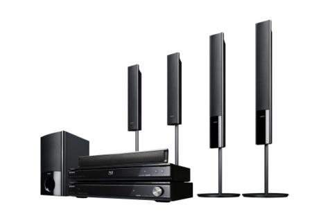 Sistemas de cine en casa con Blu-Ray de Sony