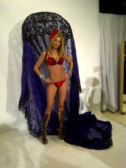 Foto de Victoria's Secret Fashion Show: imágenes previas (6/13)