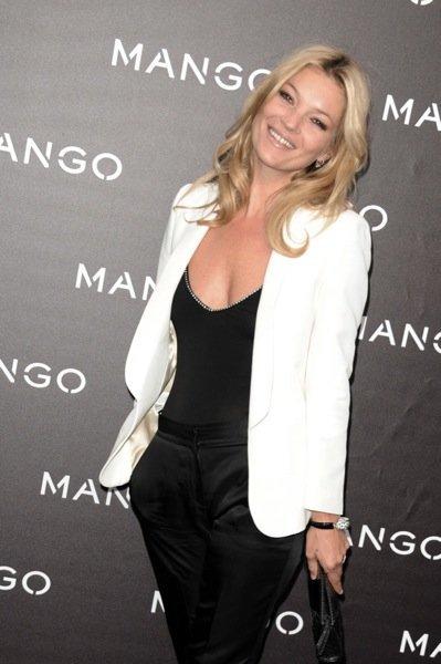 Kate Moss sonrisa