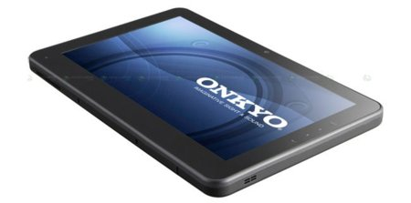 Onkyo lanza tres nuevos tablet con Windows 7