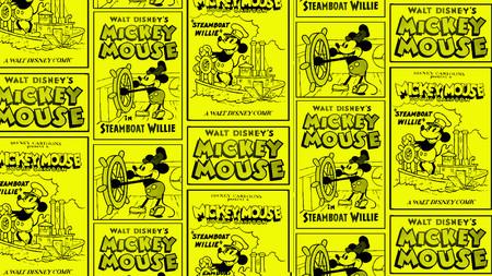 Mickey Mouse y otros personajes icónicos pronto serán de dominio público