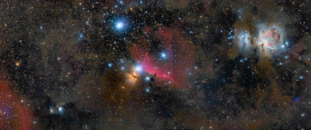 The Jewels Of Orion