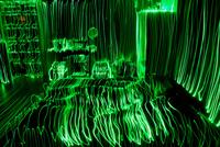 Light Topography: la nueva apuesta del light-painting de Janne Parviainen
