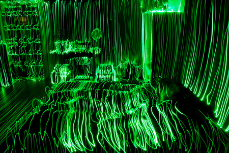 Light Topography: la nueva apuesta del light-painting de Janne Parviainen