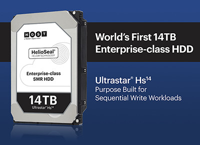 Ultrastar Hs14 News Release