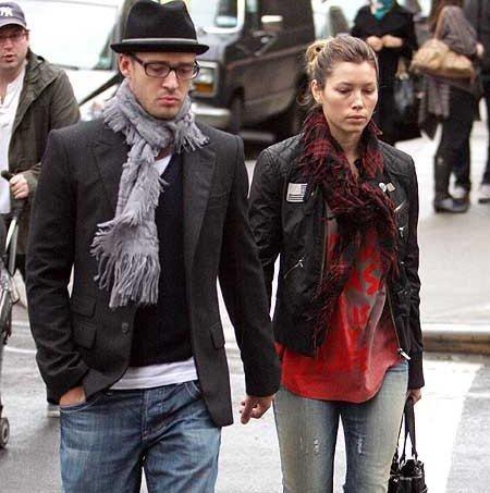 Justin Timberlake y Jessica Biel rompen