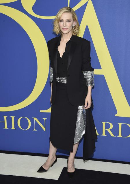 Cfda Awards 2018 Cate Blanchett
