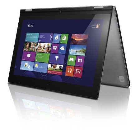 Tablet con Windows 8