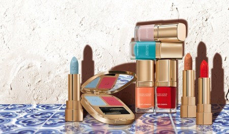 Dolce And Gabbana Makeup Summer Shine Special Collection 2015