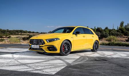 Mercedes-AMG A 45 S 4MATIC+ Y CLA 45 S 4MATIC+ 2020 precios